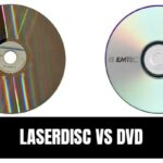 Laserdisc vs Dvd:  What Are The Key Differences?