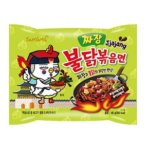 Samyang Bulldark Spicy Chicken Roasted Noodles