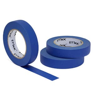60 Yard STIKK Blue Painters Tape
