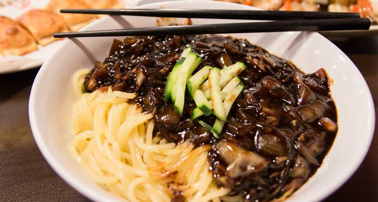 How To Make Jajangmyeon