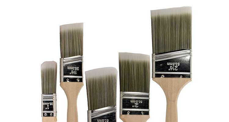 best brush for shellac