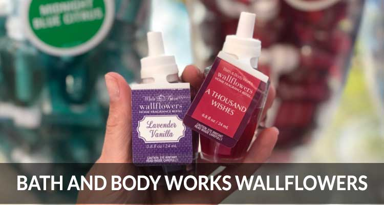 Bath and body works wallflowers how to use