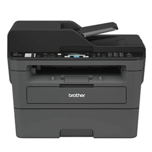 Brother Monochrome Wireless Printer Black And White, Compact All-In One Printer