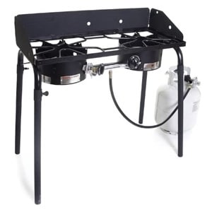 Camp Chef Double Burner Stove For Canning
