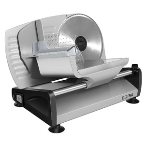 Electric Meat Slicer for Bacon with Child Lock Protection