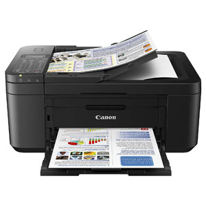 Canon PIXMA Wireless Printer For Chromebook with Mobile Printing