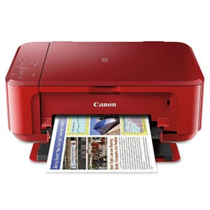 Canon Wireless Printer For College Student with Mobile and Tablet Printing