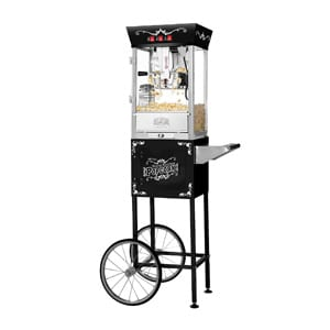 Great Northern Popcorn Machine With Cart