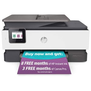 HP All-in-One Wireless Printer For College Student