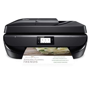 HP OfficeJet Wireless Printer For Mac And PC, Works with Alexa