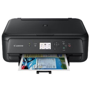 Canon Wireless Printer For College Student with Scanner and Copier