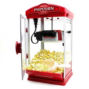 Paramount Popcorn Machine For Home Theater