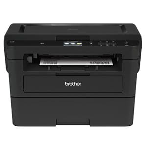 Brother Compact Monochrome Wireless Printer Black And White Copy & Scan