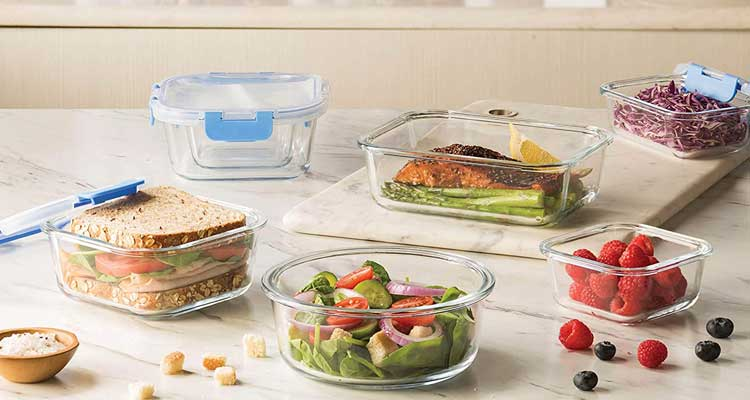 Best Freezer To Microwave Containers