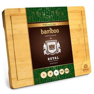 Cutting Board For Chicken, Organic Bamboo Cutting Board