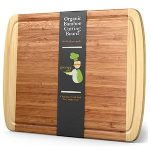 Extra Large Bamboo Cutting Board For Chicken