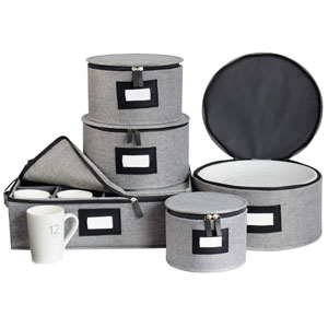 China Storage Containers Set for Dinnerware,Hard Shell and Stackable