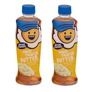 KERNEL SEASONS Butter Popcorn Popping & Topping Oil
