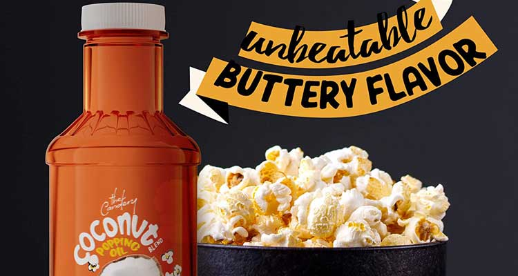 Best Popcorn Butter Topping