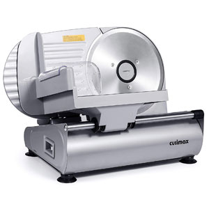 best electric meat slicer for home
